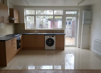 Thumbnail 4 bed terraced house to rent in Eton Grove, Kingsbury