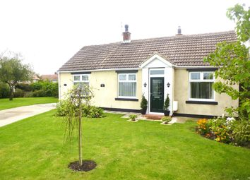 Thumbnail 3 bed detached bungalow for sale in Brierton Lane, Hartlepool