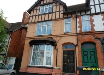 Thumbnail 1 bedroom flat to rent in City Road, Edgbaston, Birmingham