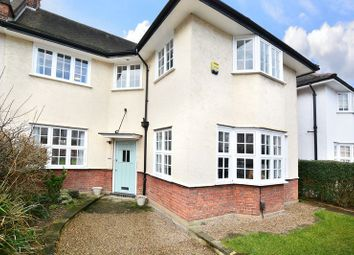 Thumbnail 3 bed semi-detached house for sale in Bishopsthorpe Road, London