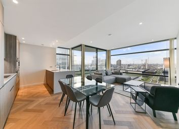 Thumbnail 2 bed flat to rent in Principal Tower, Principal Place, Shoreditch