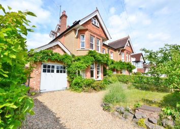 Thumbnail 6 bed semi-detached house for sale in Belmont Road, Bushey