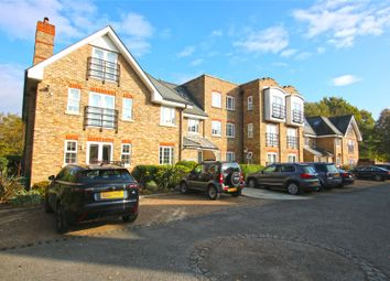 Thumbnail 2 bed flat for sale in Whittets Ait, Weybridge, Surrey