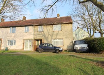 Thumbnail 3 bed end terrace house for sale in Featherby Road, Twydall, Kent.
