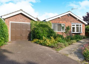 Thumbnail 3 bed detached bungalow for sale in Braydeston Crescent, Brundall, Norwich