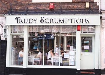 Thumbnail Commercial property for sale in Trudy Scrumptious, 78, Wyle Cop, Shrewsbury, Shropshire