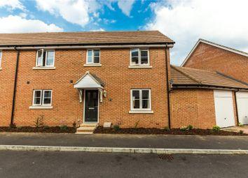 Thumbnail 4 bed semi-detached house for sale in Choir Close, Wainscott, Kent