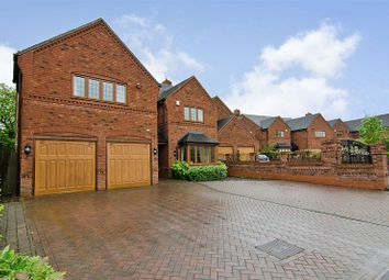 Thumbnail 5 bedroom detached house for sale in Jacobs Hall Lane, Great Wyrley, Walsall