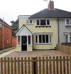 Thumbnail 3 bed semi-detached house to rent in Olton Road, Shirley, Solihull
