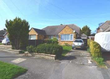 Thumbnail 3 bed semi-detached bungalow for sale in Cottes Way, Hill Head, Fareham
