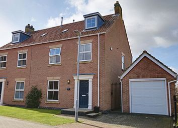 Thumbnail 4 bed semi-detached house for sale in Trinity Fold, South Cave, Brough