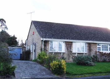 Thumbnail 2 bed bungalow to rent in Stoneleigh Close, East Grinstead, West Sussex