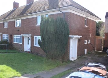 Thumbnail 3 bed terraced house to rent in Dormington Road, Great Barr, Birmingham