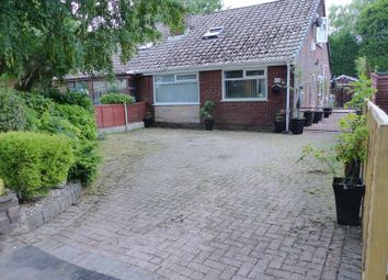Thumbnail 5 bed semi-detached bungalow for sale in Shore Avenue, Shaw, Oldham