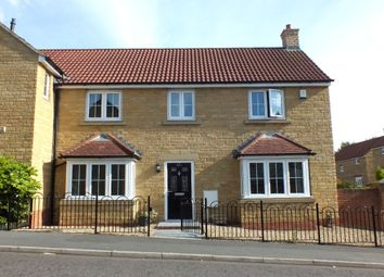 Thumbnail 3 bed semi-detached house for sale in Mill Vale, Newburn, Newcastle Upon Tyne