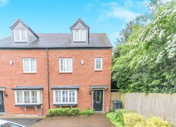 Thumbnail 4 bed semi-detached house for sale in Kings Lodge, Kings Norton, Birmingham, West Midlands