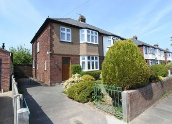 Thumbnail 3 bed semi-detached house to rent in Croft Road, Carlisle