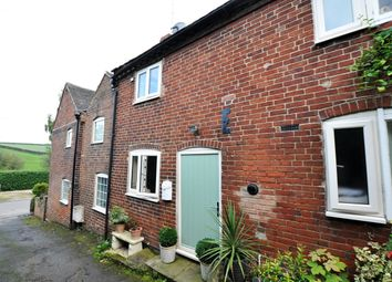Thumbnail 1 bed terraced house for sale in Main Street, Repton, Derby