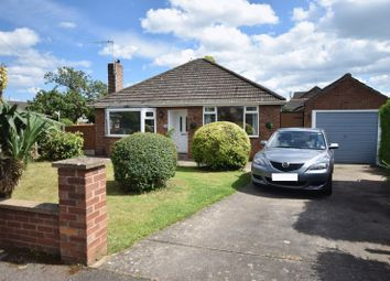 Thumbnail 2 bed detached bungalow for sale in Hamilton Road, North Hykeham, Lincoln