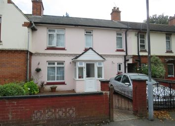 Thumbnail 3 bedroom terraced house for sale in Cavendish Road, Luton