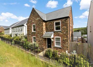 Thumbnail 4 bed detached house for sale in Gransmore Walk, Ermington, Ivybridge