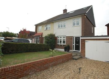Thumbnail 4 bed semi-detached house for sale in Rutland Approach, Hornchurch
