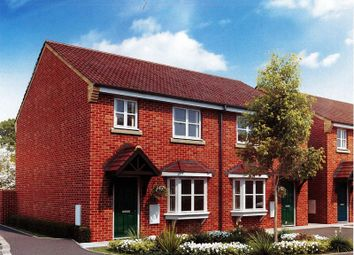 Thumbnail 3 bed semi-detached house for sale in Overton Manor, Shaws Lane, Eccleshall, Stafford