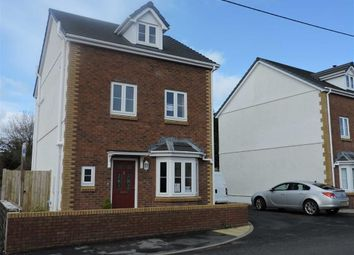 Thumbnail 4 bed detached house for sale in Bankydderwen, Derwydd Road, Llandybie, Ammanford
