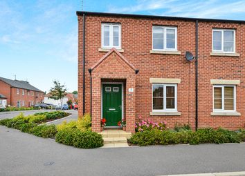 Thumbnail 3 bedroom property for sale in Parkland View, Huthwaite, Sutton-In-Ashfield