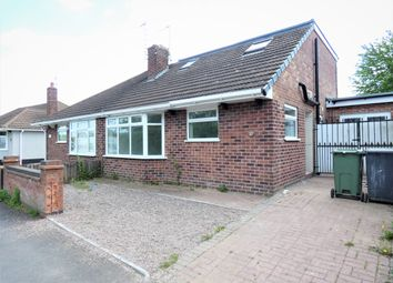 4 bed semi-detached bungalow for sale in Wayside Drive, Thurmaston, Leicester LE4