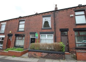 Thumbnail 2 bed terraced house for sale in Rowena Street, Moses Gate, Bolton