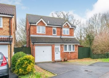 3 bed detached house for sale in Lukin Drive, Nursling, Southampton SO16