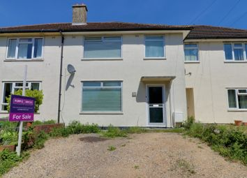 Thumbnail 3 bed terraced house for sale in Saxon Way, Oxford