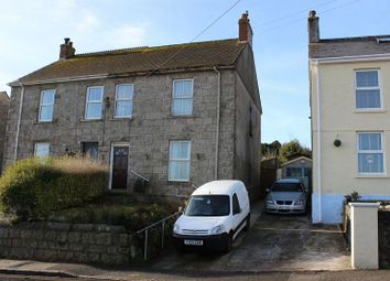Thumbnail 3 bed semi-detached house for sale in Treverbyn Road, St. Austell