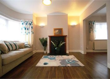 Thumbnail 5 bedroom semi-detached bungalow to rent in Hillway, London