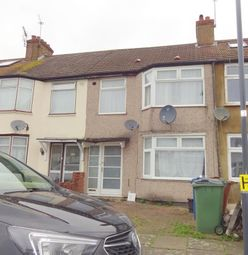 Thumbnail 3 bed terraced house to rent in Wickham Road, Harrow, Middlesex