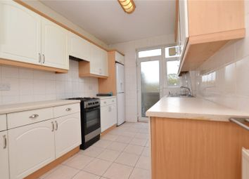 Thumbnail 3 bed flat to rent in Oakwood Parade, Bramley Road, London