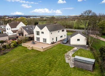 4 bed detached house for sale in Tibshelf Road, Holmewood, Chesterfield S42