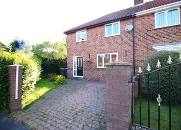 Thumbnail 3 bed semi-detached house to rent in Deerness Grove, Esh Winning, Durham