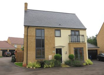 Thumbnail 3 bedroom detached house for sale in Summers Hill Drive, Papworth Everard, Cambridge