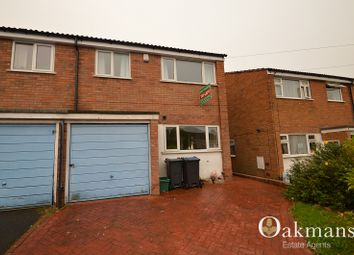 4 bed semi-detached house to rent in Pegasus Walk, Selly Oak, Birmingham, West Midlands. B29