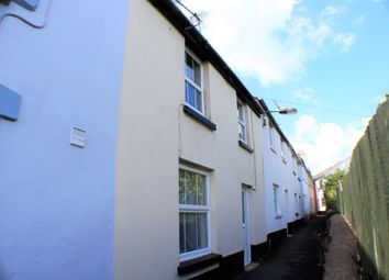 Thumbnail 1 bed terraced house for sale in New Row, Bideford