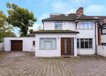 4 bed semi-detached house for sale in Glenwood Road, Mill Hill, London NW7