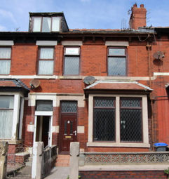 Thumbnail 4 bed terraced house for sale in Keswick Road, Blackpool