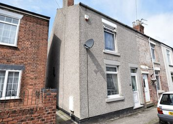 Thumbnail 2 bed end terrace house for sale in New Street, Morton, Alfreton, Derbyshire
