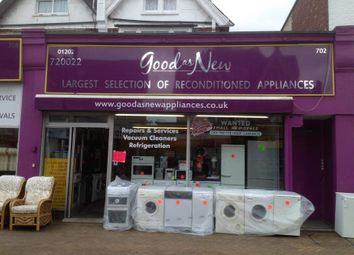 Thumbnail Retail premises to let in Christchurch Road 702, Boscombe, Dorset