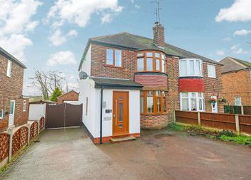 Thumbnail 3 bed semi-detached house for sale in Barrie Grove, Hellaby, Rotherham