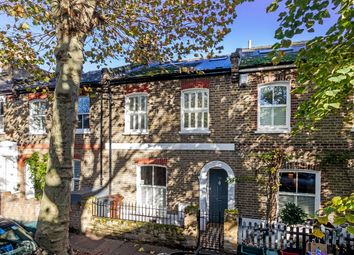 Thumbnail 3 bed terraced house for sale in Paxton Road, Grove Park, Chiswick, London