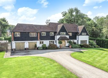 Thumbnail 6 bed detached house for sale in Wood Way, Farnborough Park, Kent
