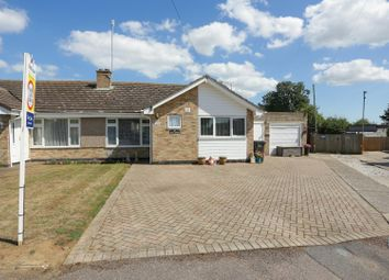 Thumbnail 2 bed semi-detached bungalow for sale in Seamark Close, Monkton, Ramsgate